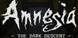 Amnesia Dark Descent cd key best prices