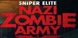 Sniper Elite Nazi Zombie Army cd key best prices