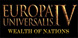 Europa Universalis 4 Wealth of Nations cd key best prices