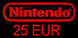 Nintendo eShop Card 25 Euro cd key best prices