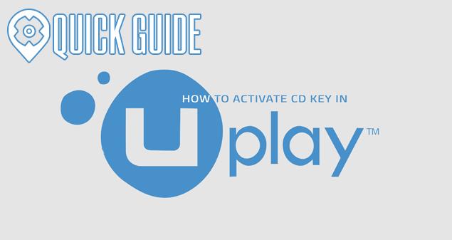 So aktivierst Du einen Uplay-CD-Key