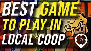 10 großartige Spiele mit lokalem Co-Op