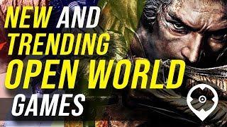 10 Neue und trendige Open World Games