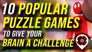 10 beliebte Puzzle-Spiele