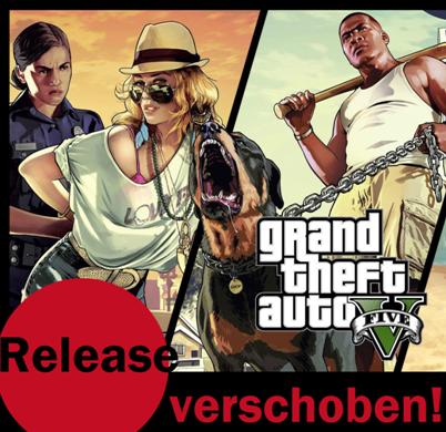 GTA 5 – PC-Release verschoben!!!