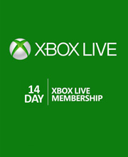 Xbox Live 14 Tage Gold Subscription