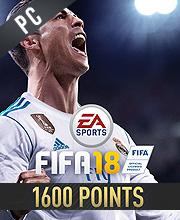 1600 Punkte FIFA 18