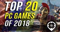 20 beste PC-Spiele des Jahres 2018