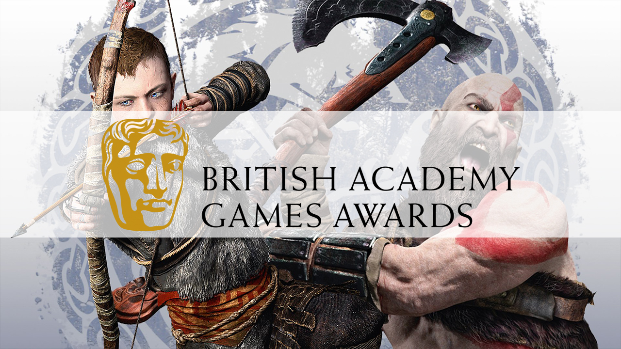 British Academy Games Awards 2019