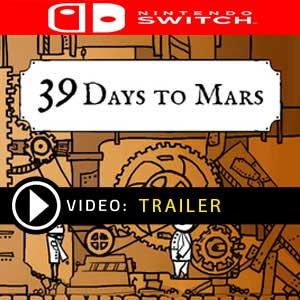 39 Days to Mars Nintendo Switch Digital Download und Box Edition