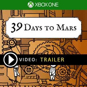 39 Days to Mars Xbox One Digital Download und Box Edition