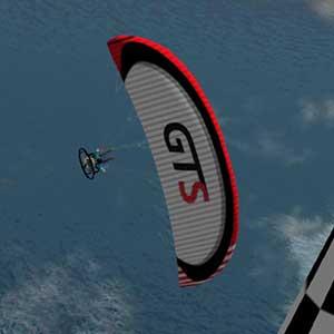 Drifting to the air