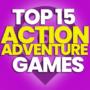 Die 15 besten Action-Abenteuer-Spiele, in die man jetzt einsteigen kann