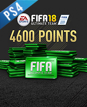 4600 Punkte FIFA 18