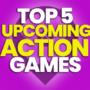 5 der besten kommenden Action-Spiele, in die man jetzt einsteigen kann
