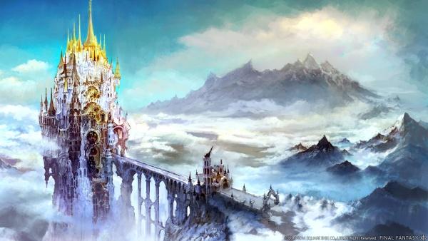 Final Fantasy 14 - Artworks zur Erweiterung
