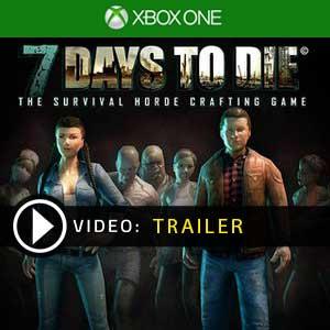 7 Days to Die Xbox One Digital Download und Box Edition