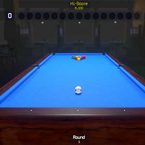 8 Ball Pocket