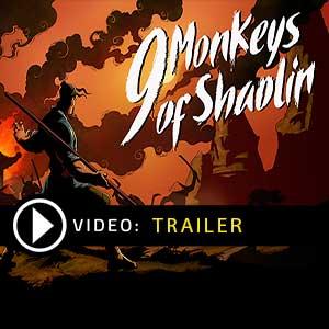9 Monkeys of Shaolin Key kaufen Preisvergleich