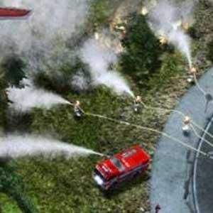 911 First Responders Feuer-Kämpfer