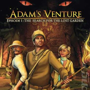 Adams Venture The Search for the Lost Garden