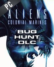 Aliens Colonial Marines - Bug Hunt DLC
