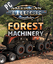 American Truck Simulator Forest Machinery