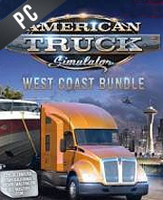 American Truck Simulator West Coast Bundle