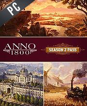 Anno 1800 Season 2 Pass