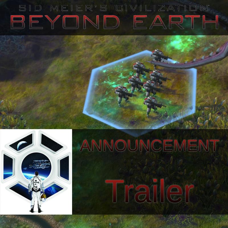 Civilization Beyond Earth Announcement Trailer 1080p