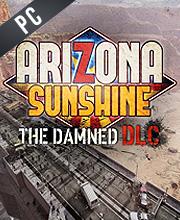 Arizona Sunshine The Damned