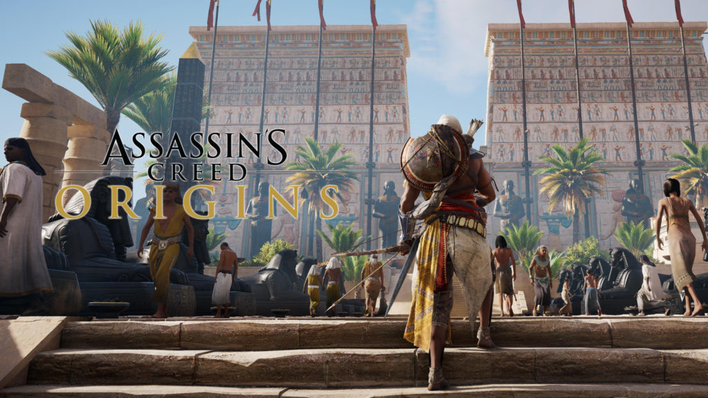 Assassin's Creed Origins Open World