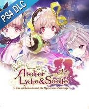 Atelier Lydie and Suelle Great Adventures in New Worlds Vol. 2