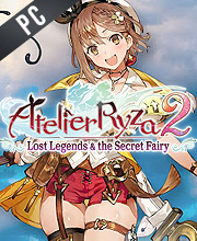 Atelier Ryza 2 Lost Legends & the Secret Fairy