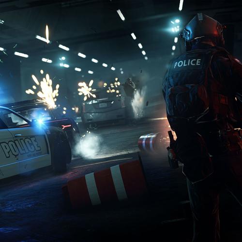 Battlefield Hardline Modus Team Deathmatch