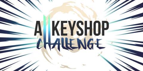 NEUES FEATURE: Allkeyshop Challenge!