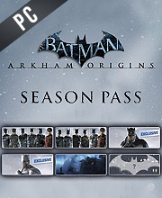 Batman Arkham Origins Season Pass
