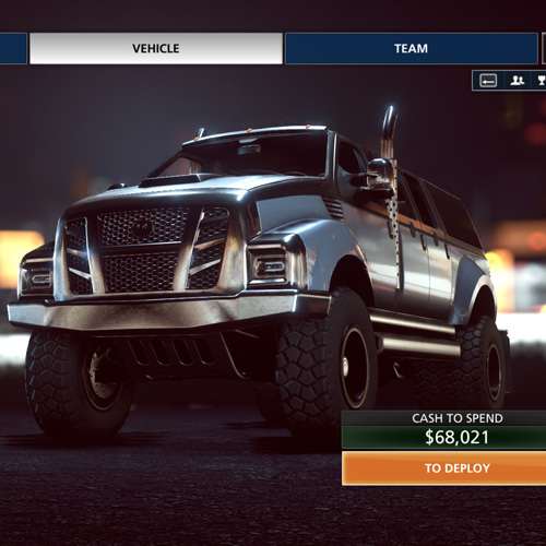 Battlefield Hardline Vehicle Mobile Anweisung CTR