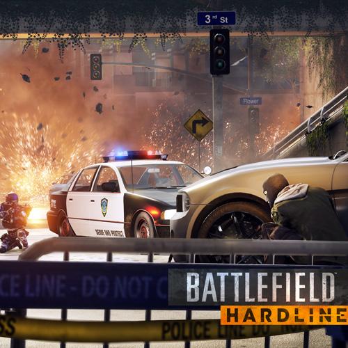 Battlefield Hardline Schlachtfeld