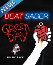 Beat Saber Green Day Music Pack