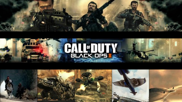 Call of Duty: Black Ops 2 Trailer – COD