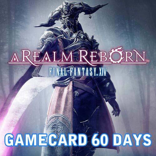 Final Fantasy 14 Gamecard 60 tage Key kaufen - Preisvergleich