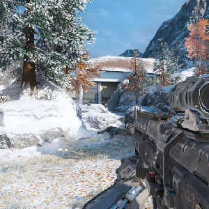 Call of Duty Black Ops 3 PS4 Spieler Screenshot