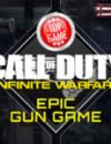 New Call of Duty Infinite Warfare – Epic Gun Game verfügbar für eine Woche