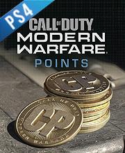 Call of Duty Modern Warfare Punkte