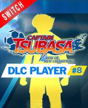 Captain Tsubasa Rise of New Champions Football Player DLC 8