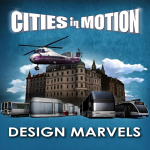 Cities in Motion Design Marvels Key kaufen - Preisvergleich