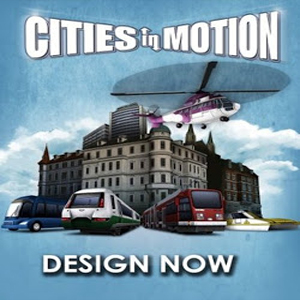 Cities in Motion Design Now