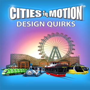 Cities in Motion Design Quirks Key kaufen - Preisvergleich