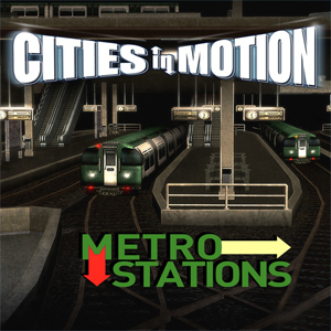 Cities in Motion Metro Station